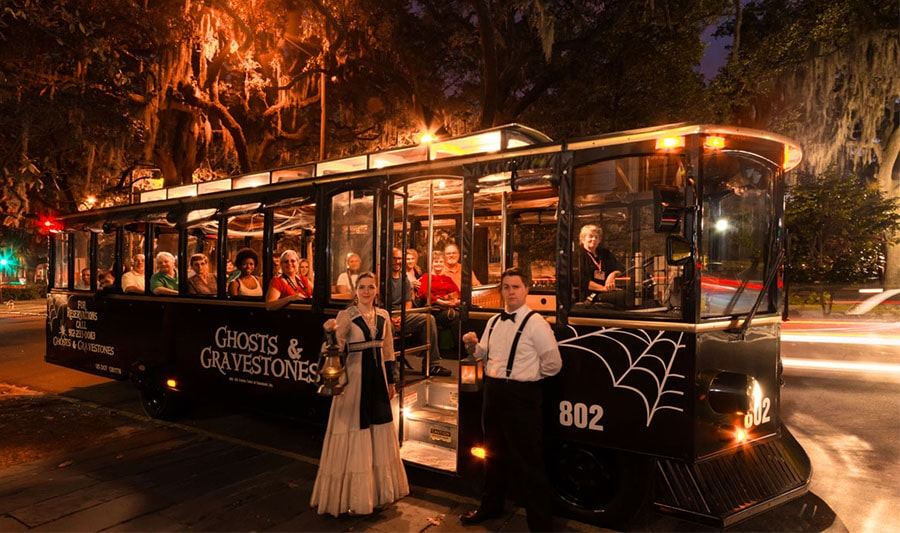 Halloween in Savannah | Things to Do | Savannah Dream Vacations