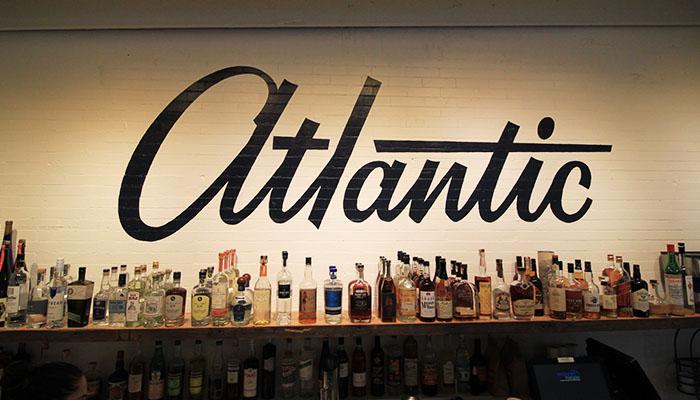 New Eatery Atlantic Brings the Goods