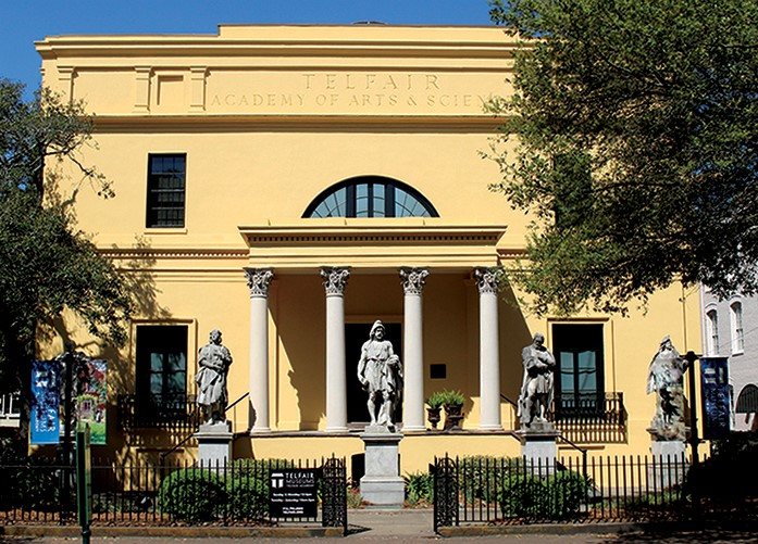 Art in Savannah