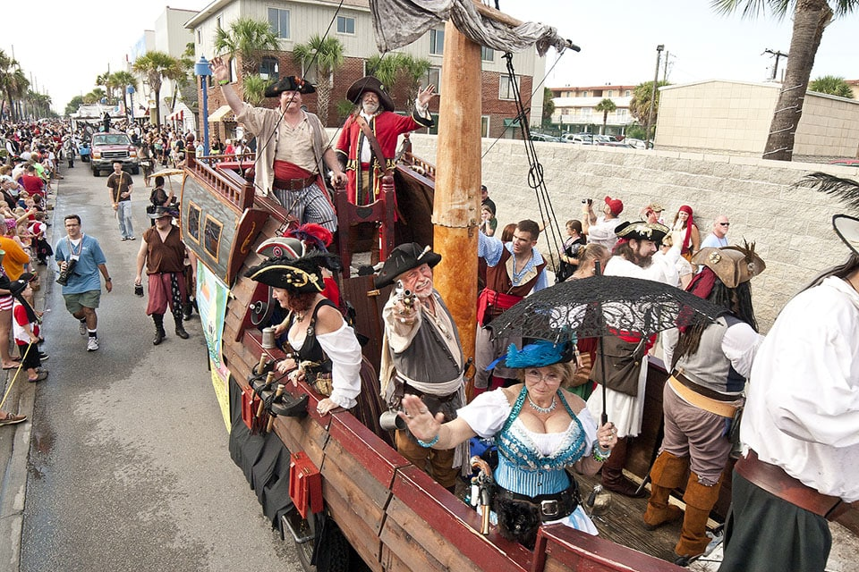Savannah Vacation Weekend: Pirates and Oktoberfest | Savannah Dream Vacations
