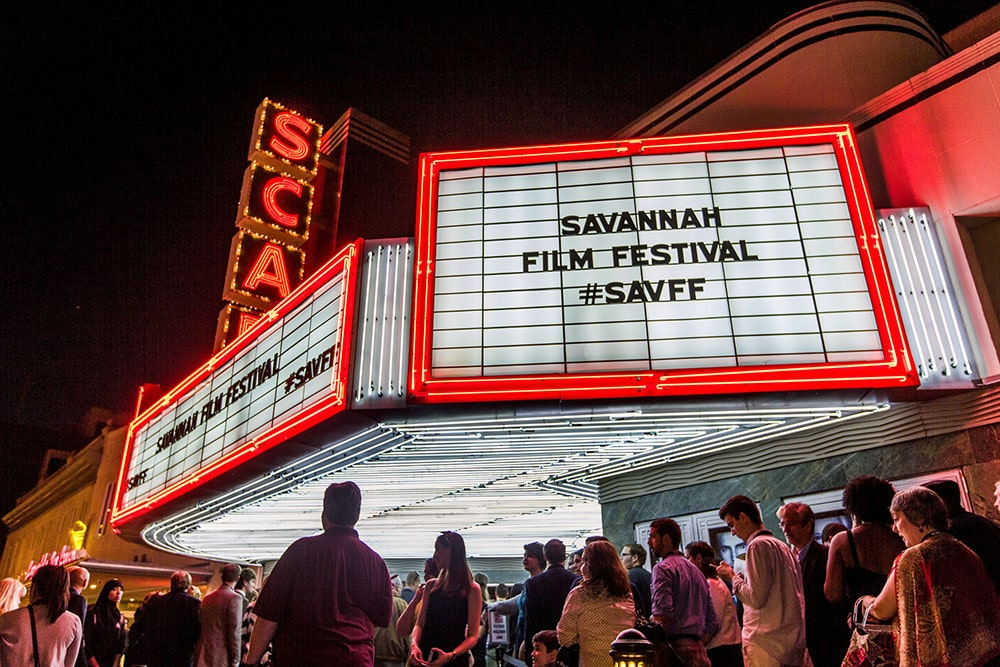 Celebrities Attending This Year's Savannah Film Festival