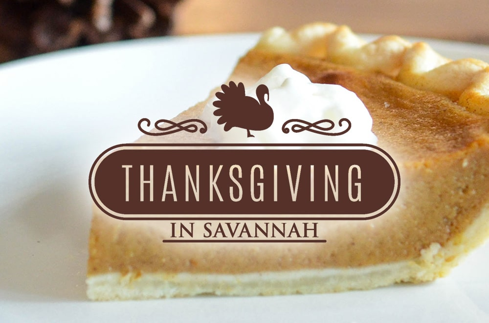 Savannah on Thanksgiving Day