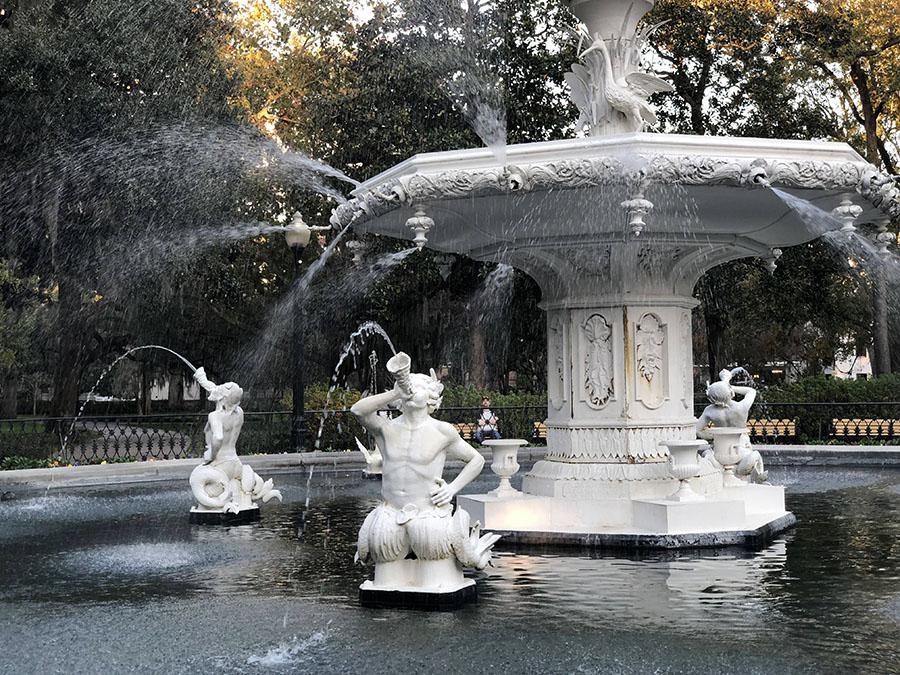 The Huntingdon House | Savannah Vacation Rentals | Savannah Dream Vacations